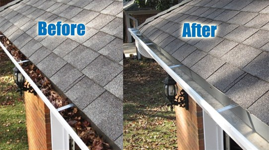 Gutter Cleaning – Seasonal Home Care